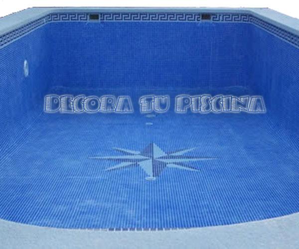 Azulejo imitacion gresite free combina el gresite con - Gresite piscinas colores ...