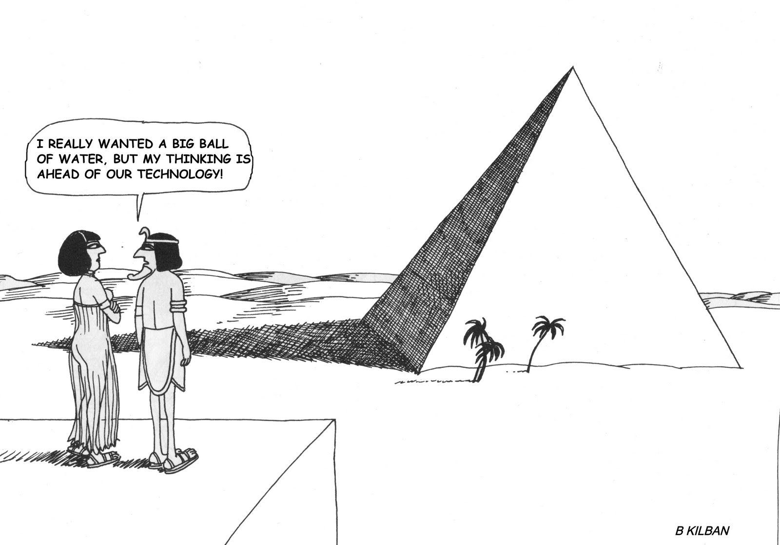 The Private Lives of the Pyramid-builders