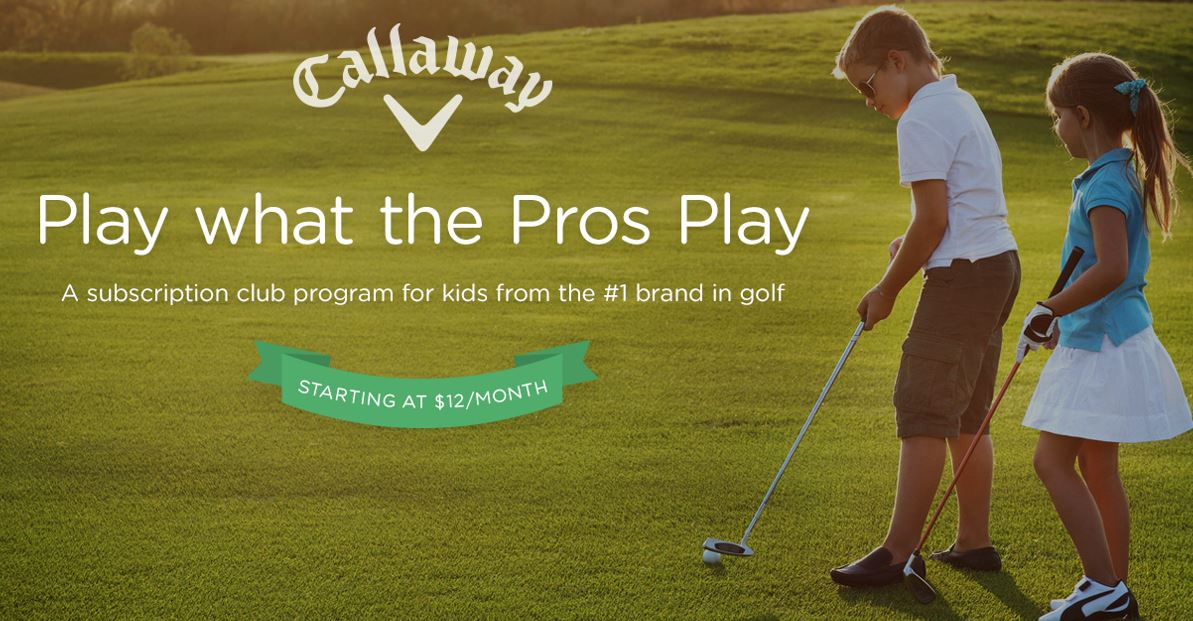 """The"" Place to get Clubs for your Junior Golfer"