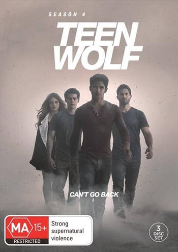 Teen Wolf Temporada 4 HD Latino