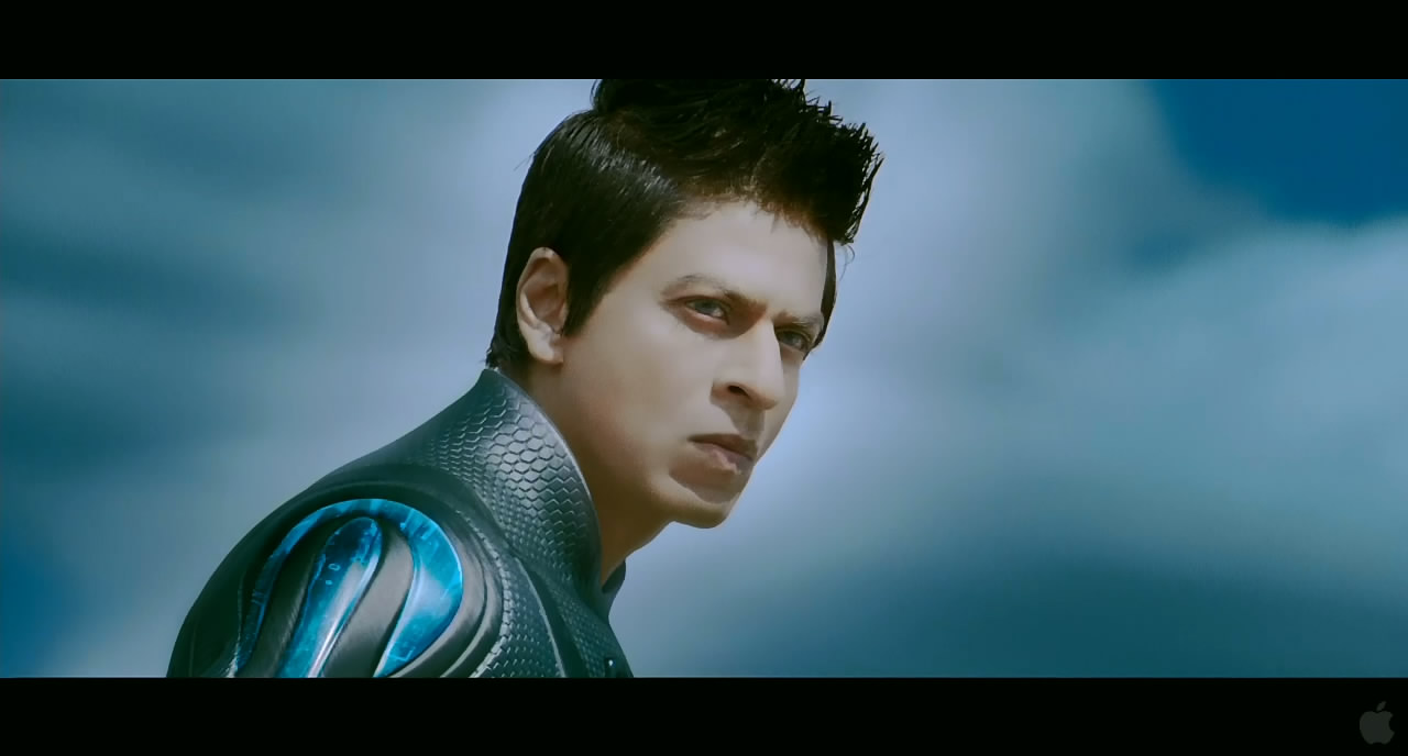 sese woment: ra one : 3d movie wallpapers ! shahrukh khan and
