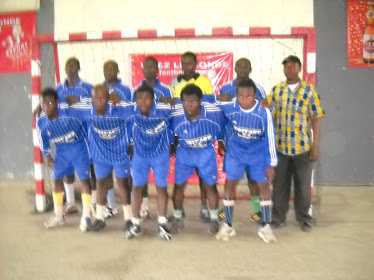 futsal team COS'STAR of Ngaoundéré