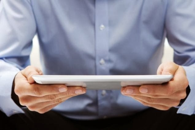 One Fifth of People Admit to Reading Their Tablet on the Toilet