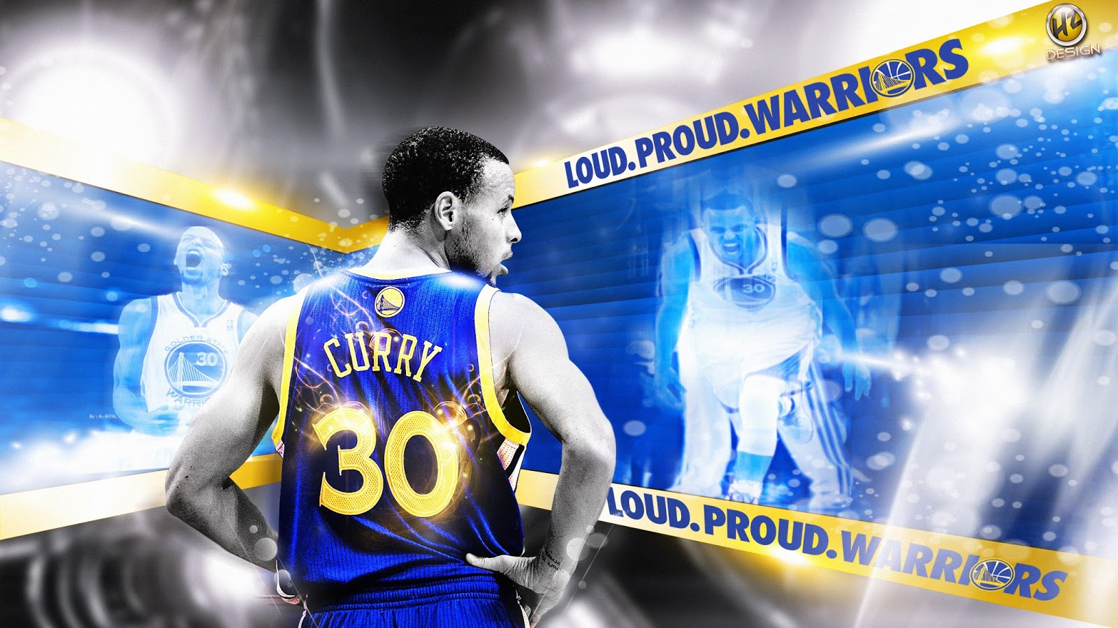 Latest Stephen Curry HD Wallpaper