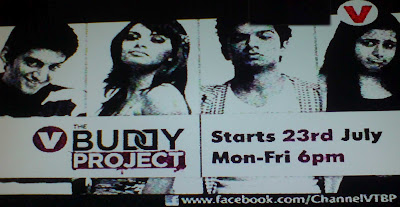 Channel V The Buddy Project