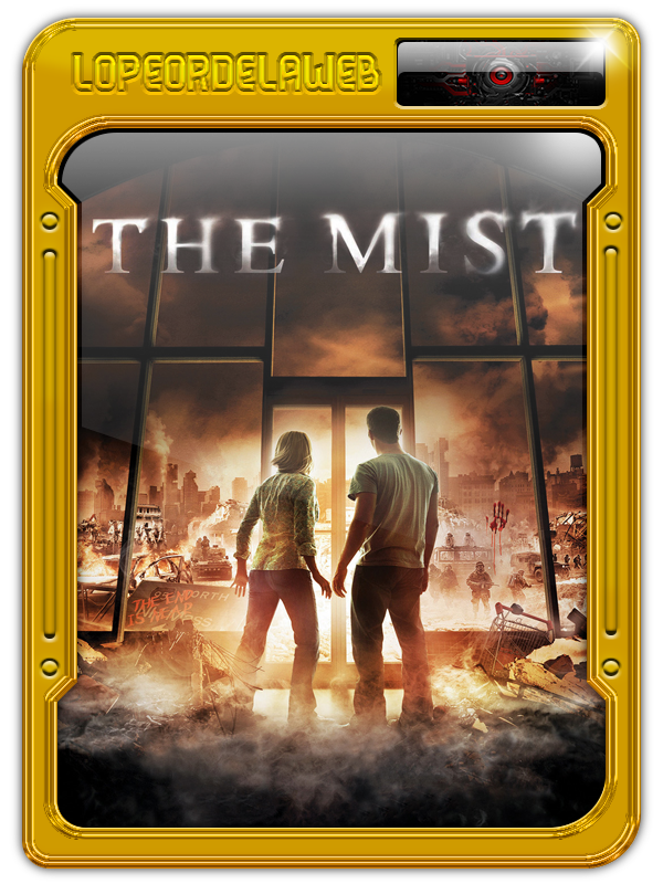 The Mist |La Niebla (2007) BrRip-720p-Dual-Mega