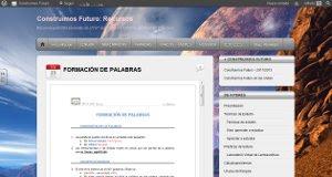 Construimos Futuro: Recursos