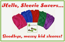 Buy Sleevie Savers Now + Help a Great Cause!
