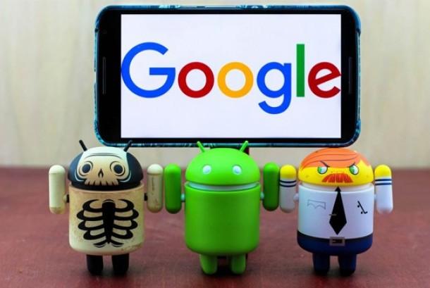 Logo Baru Perusahaan Raksasa Google