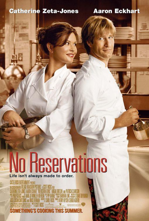 Không Phục Vụ - No Reservations - 2007