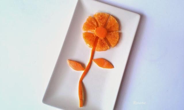 Naranja prepara...