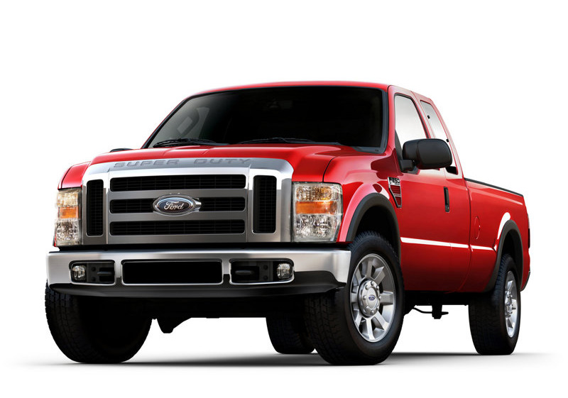 Ford F 250 Super Duty 2008