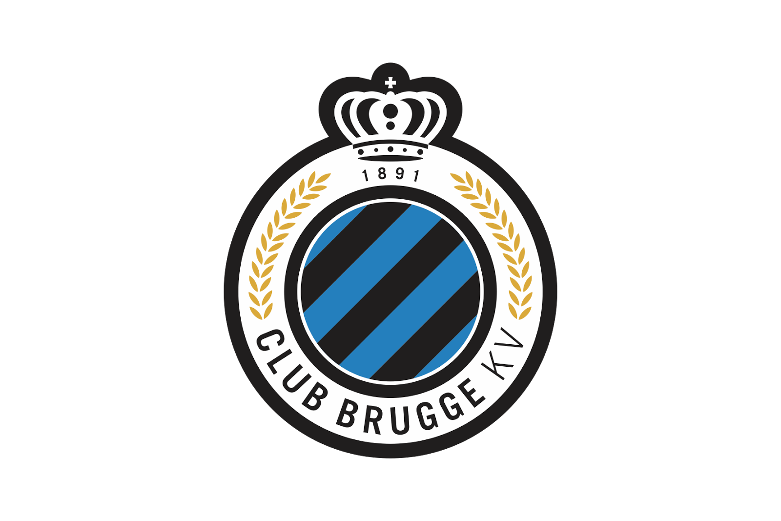 Afbeeldingsresultaten voor Club Brugge logo