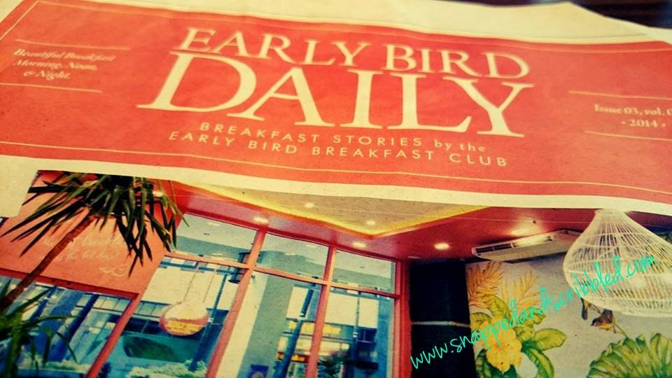 Where To Eat Breakfast All Day: Early Bird Breakfast Club