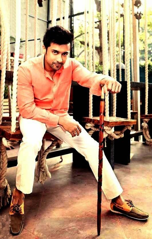 Surya Latest Photoshoo...
