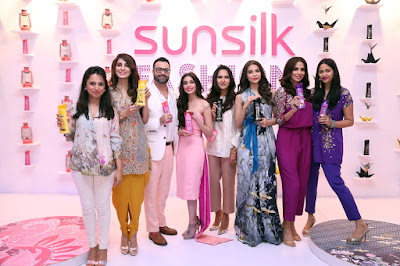 Sunsilk Designer Bottles 2015, Kamiar Rokni, Nida Azwer, Sania Maskatiya, Karma, Maheen Kirdar, Areeba Habib, Zara Peerzada, Fouzia Aman, Fashion meets beauty, Sunsilk Shampoos, Limited edition Shampoo bottles, Fashion blog, Beauty blog, red alice rao, redalicerao