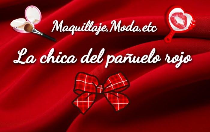 La chica del pañuelo rojo