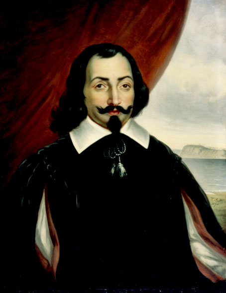 SAMUEL DE CHAMPLAIN fonda la Nouvelle-France et la ville de Québec le 3 juillet 1608