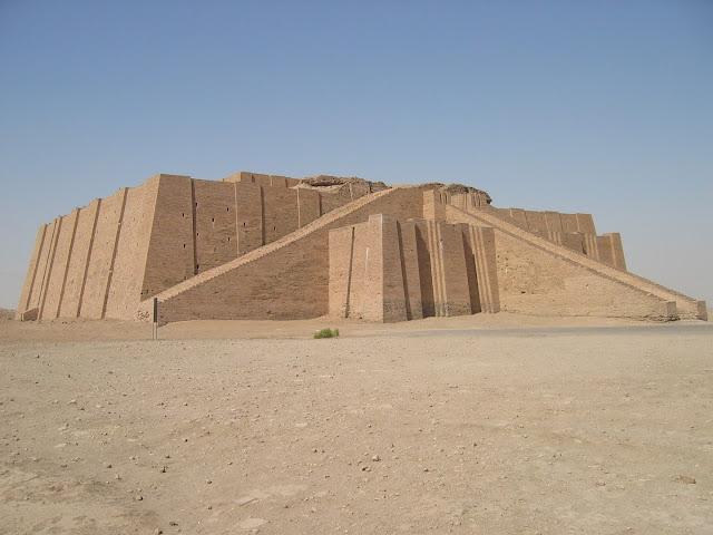 Sumerian Architecture Ziggurat4