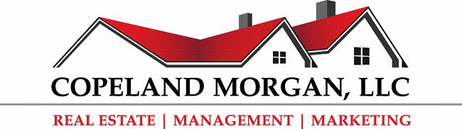 Copeland Morgan Logo | Real Estate in St Pete, FL