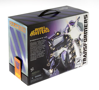 Hasbro Transformers Prime Beast Hunters SDCC 2013 Exclusive Shockwave's Lab Set