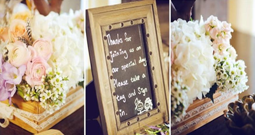 Detalles para una boda en primavera