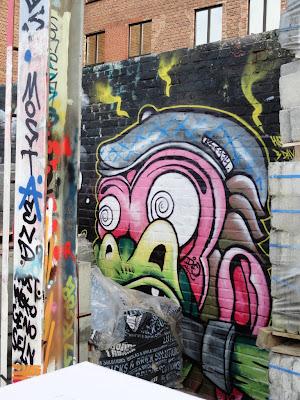 grafiti liege