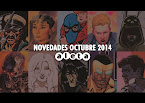 Novedades aleta Octubre 2014