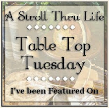 A Stroll Thru Life Featured On Crooked Creek @Table Top Tuesday!!!