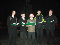 Caroling Chris 2010 in Kharkiv