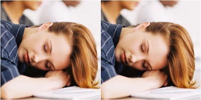 Tidur Saat Beraktivitas