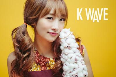 Nicole Jung K Wave Magazine January Issue 2016