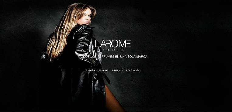www.perfumeslarome.com