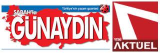 Yeni Aktuel and Sabah Gunaydin Logos