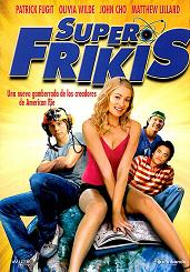 Ver Super frikis (2009) Online