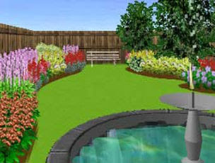 Home Decor Design Small and Big Garden and Gardening