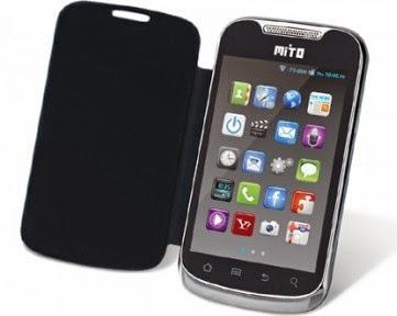 Harga Dan Spesifikasi Handphone Mito A300 Terbaru Edition, System Operasi Android ICS Di Upgrade Android Jelly Bean