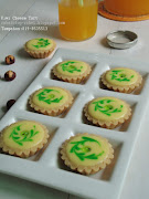 Kiwi Cheese Tart 50 biji RM36.00