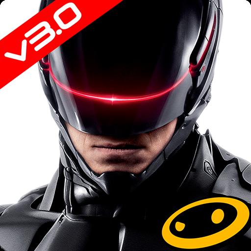Robocop v3.0.3 Apk Mod (Sınırsız Para ve Glu)