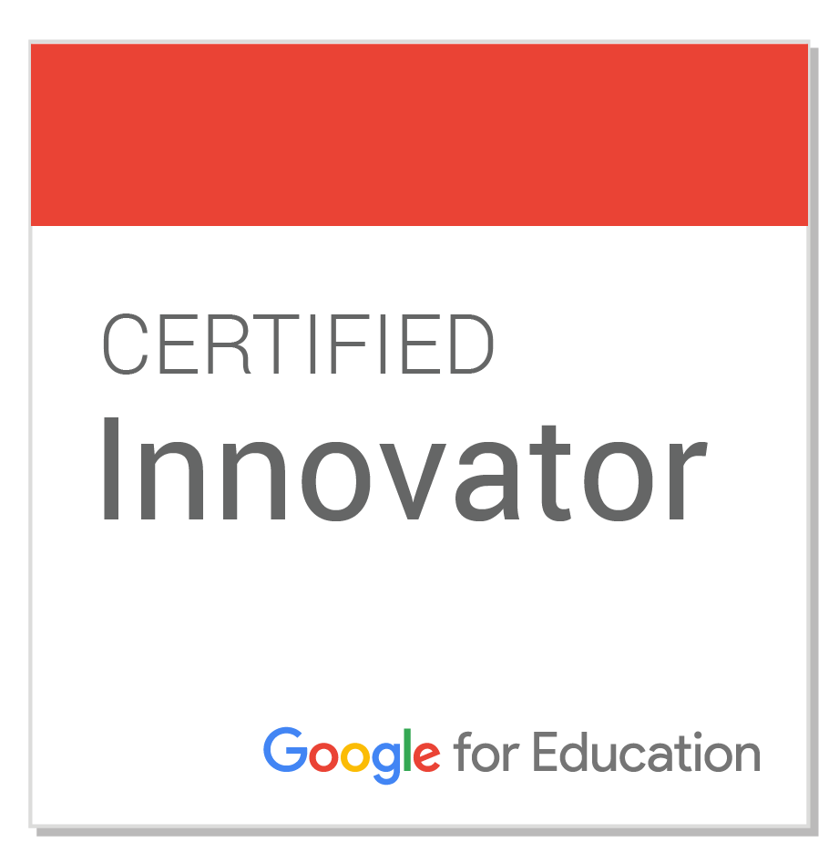 Google for Education Innovator