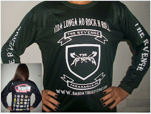 Camisetas Banda The Revenge