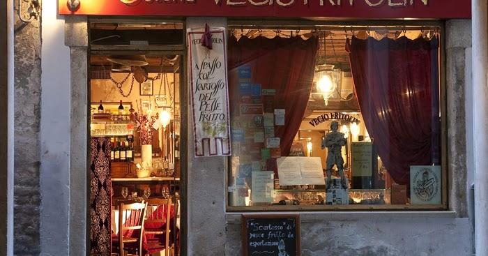 Cucina alla moda il bon ton a tavola al vecio fritolin di venezia - Bon ton a tavola regole ...