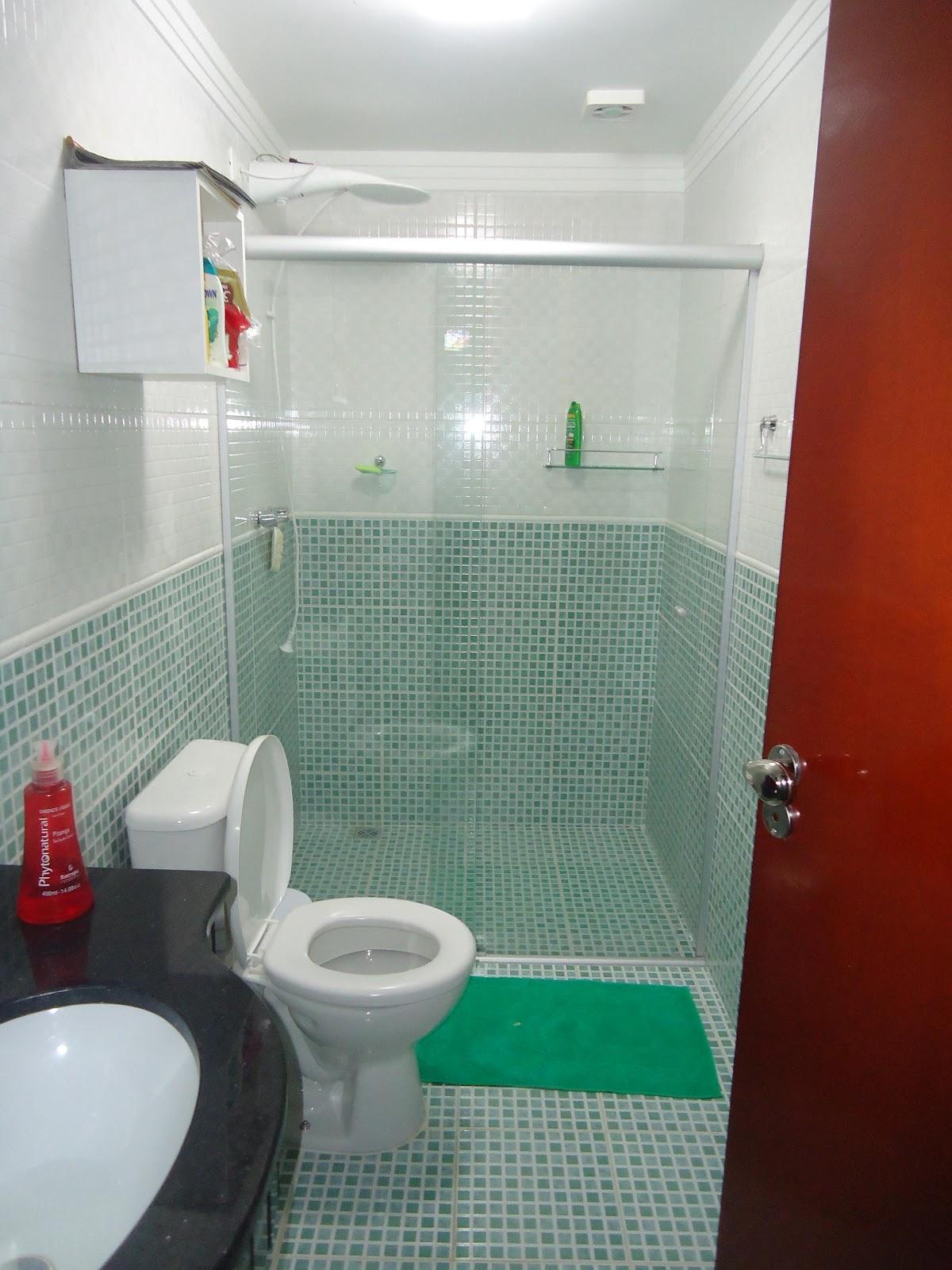 Nossa casa, nosso sonho Fotos da casa pós mudança -> Banheiro Simples Para Area De Lazer