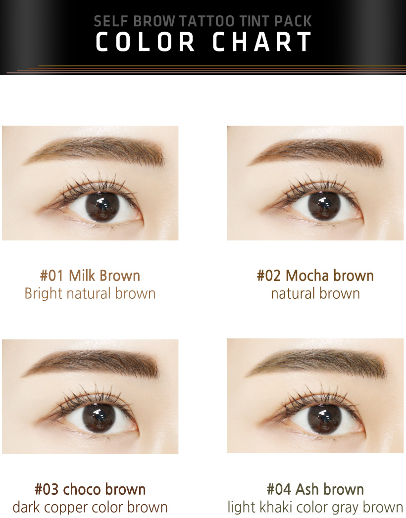 Eyebrow tattoo: reviews and opinions