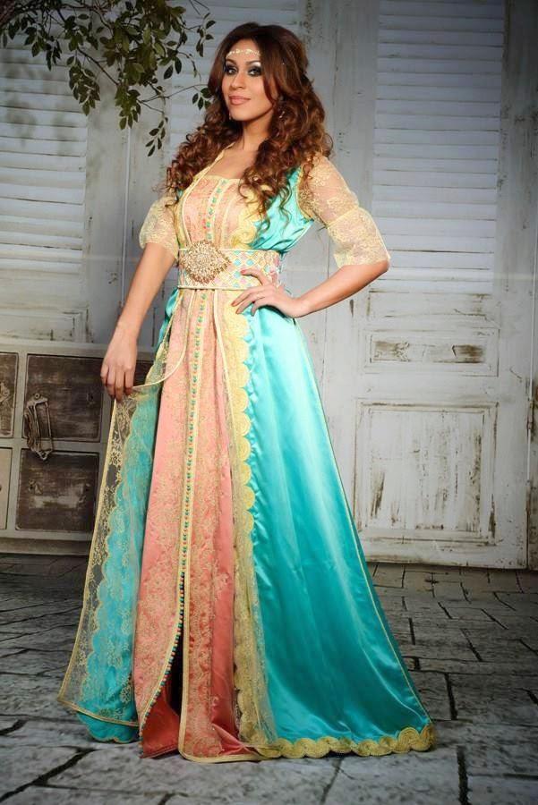 Caftan 2015 en ligne caftan marocain mode tendances for Robe sharara pour les achats en ligne de mariage