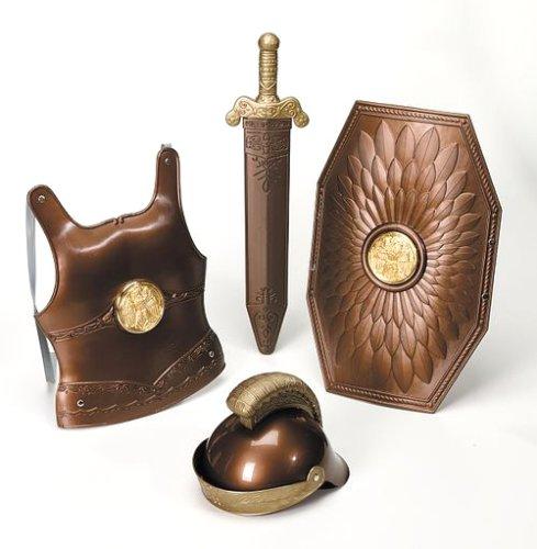 DIY Roman Soldier Helmet