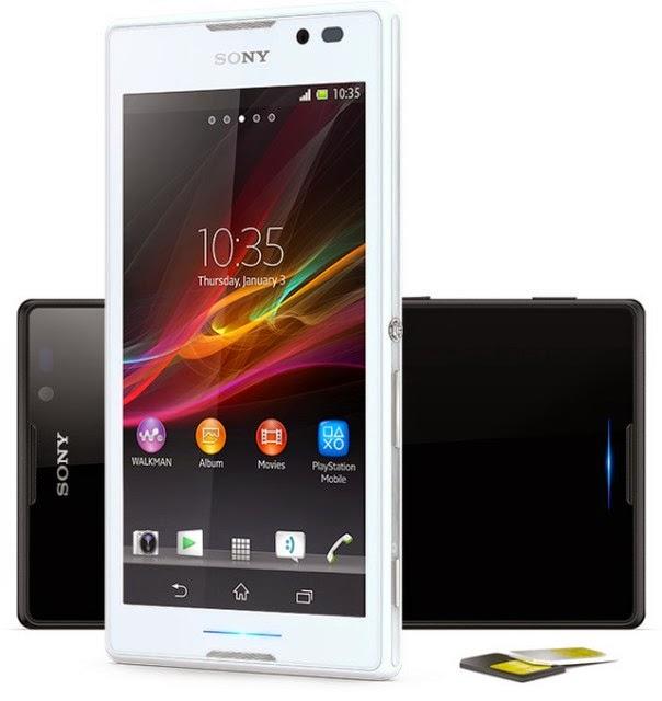 Jika anda mencari smartphone Sony Dual Sim, anda bisa memilih Sony Xperia C Dual. Smartphone ini merupakan salah satu handphone dual sim milik Sony