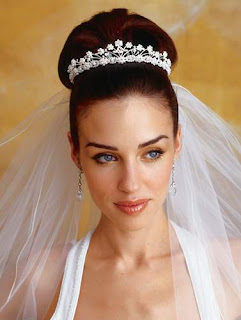 Modern Wedding Hairstyles - Bridal hairstyle ideas
