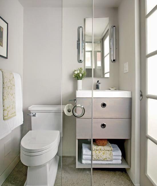 28 desain model kamar mandi minimalis sederhana