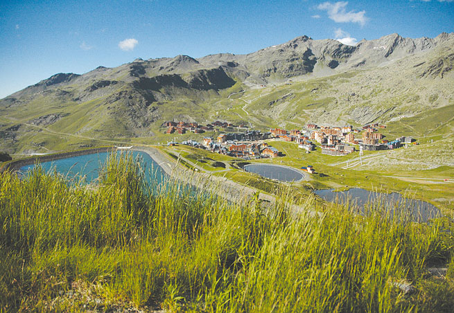 L 39 ete a val thorens for Piscine val thorens
